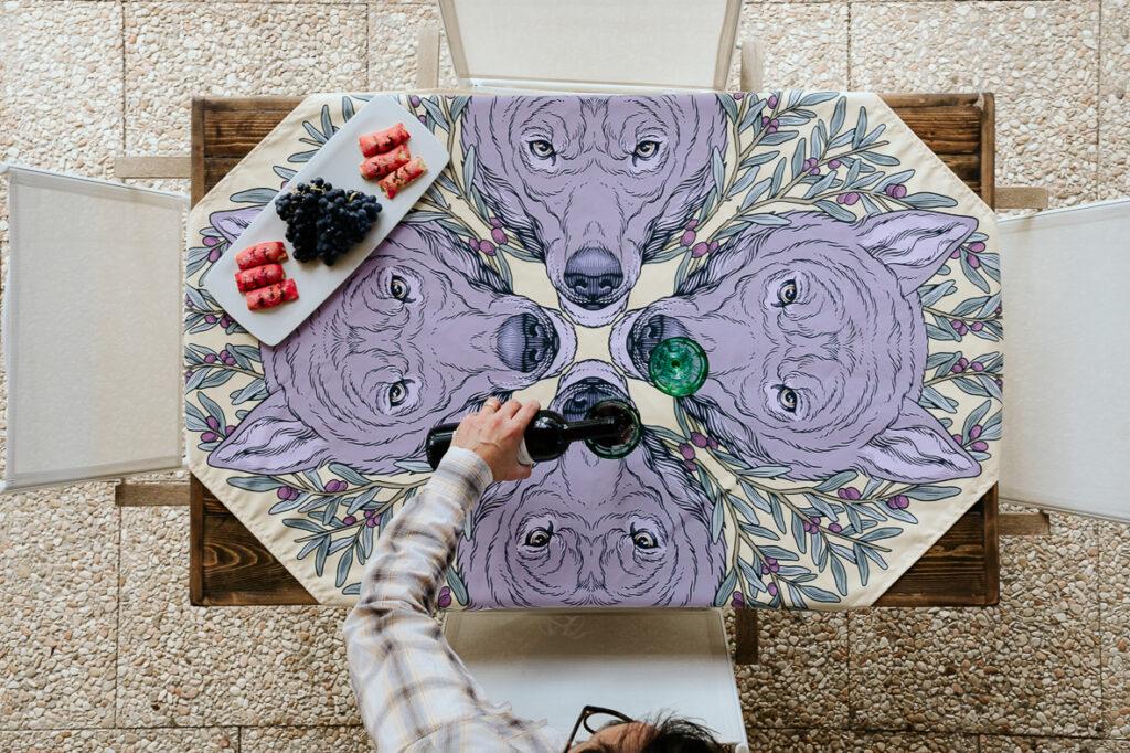 Gluppa - l'arte in tavola